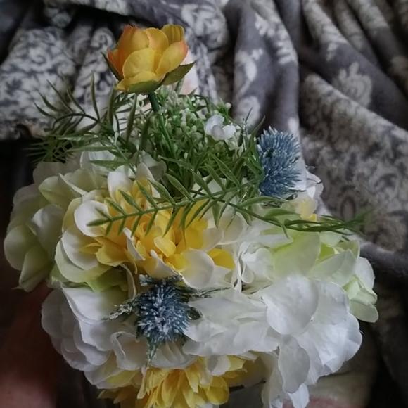Fake flower set